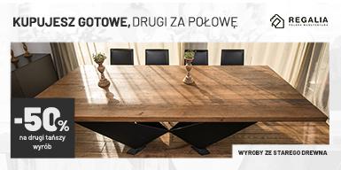 Stoły, stoliki i ławy ze starego drewna
